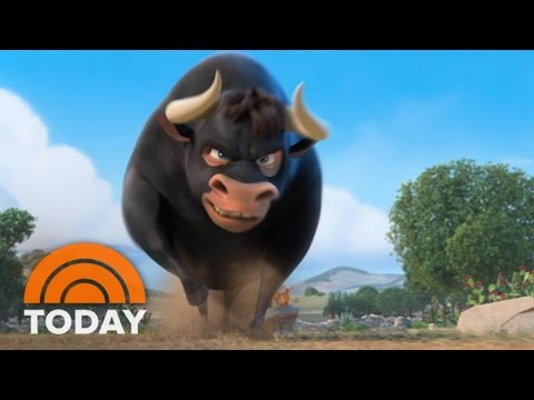 'Ferdinand' Official Trailer (2017) - John Cena, Gabriel Iglesias | TODAY