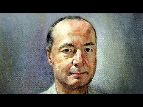 Portrait in Oils on Canvas of Daniel by Paul Barton, artist (short version)
