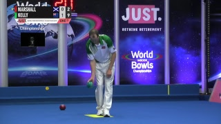 JUST 2018 World Indoor Bowls Championships: Session 15