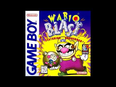 [GB] Wario Blast: Featuring Bomberman! - OST - Fire Zone