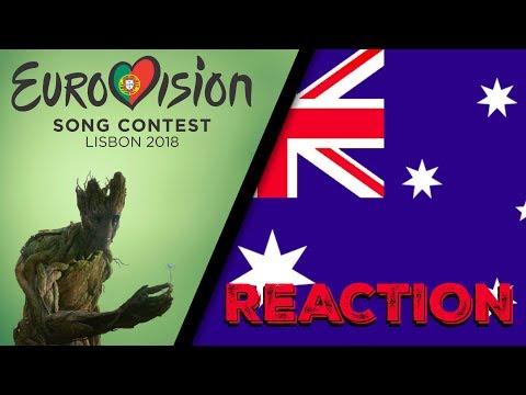 ESC 2018 | AUSTRALIA - Jessica Mauboy - We Got Love (Reaction & Review)