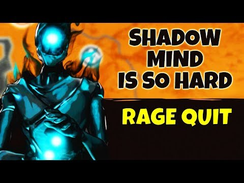 Shadow Fight 3. I ALMOST Defeat Shadow Mind. Game Crash Rage Quit.