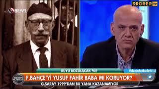 Ahmet Çakar'dan Fenerbahçe-Galatasaray derbisi skor tahmini!