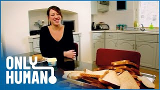 Woman is Isolated because of Her Addiction to Bread | Freaky Eaters  | Only Human