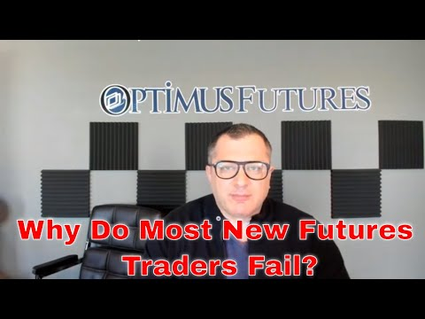 Why Do Most New Futures Traders Fail? – Ep 41
