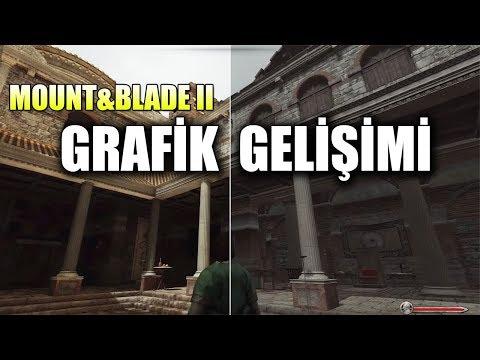 MOUNT AND BLADE 2 BANNELORD GRAFİK GELİŞİMİ ve TARTIŞMALI ALTYAZI