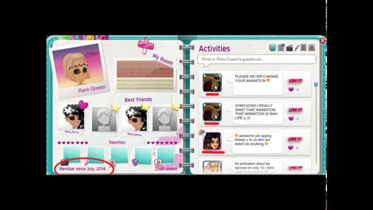 Rare Queen Moviestarplanet  YouTube