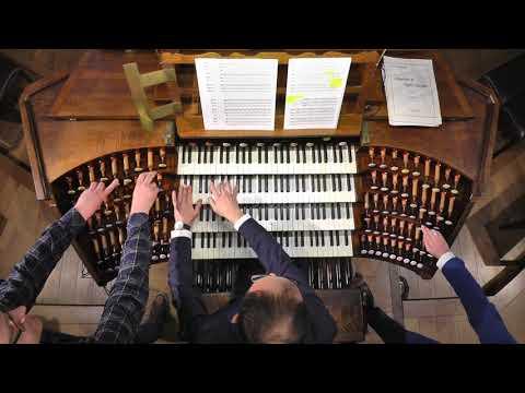 Inspelingsconcert Schyven orgel