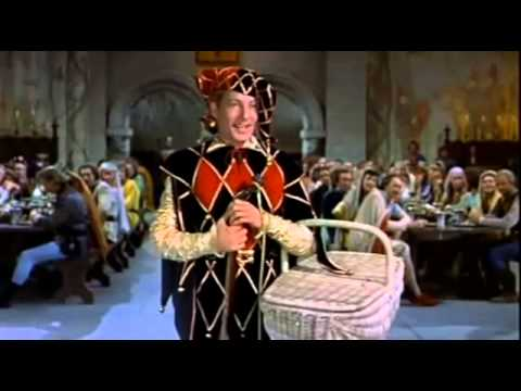 Danny Kaye   The Court Jester 1955   The Maladjusted Jester