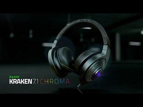 The New Razer Kraken 7.1 Chroma