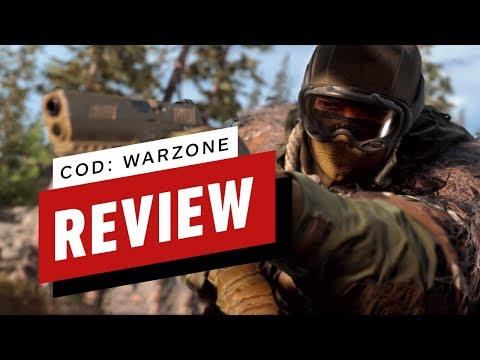 Call Of Duty: Warzone Review