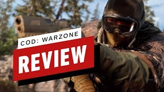 Call of Duty: Warzone Review (Video Game Video Review)