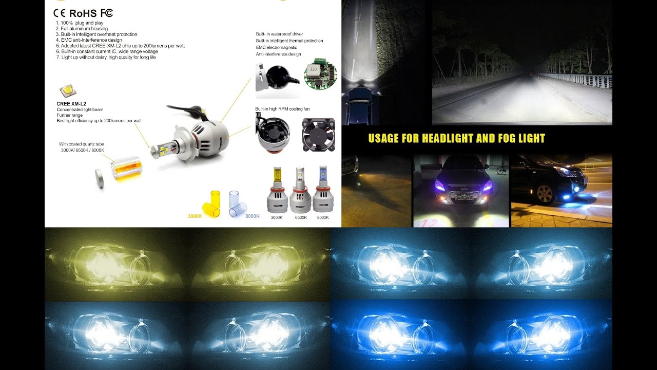 HID Xenon D4R Two Bulbs Head Light 5000K White Replacement Low Beam Plug Play EO
