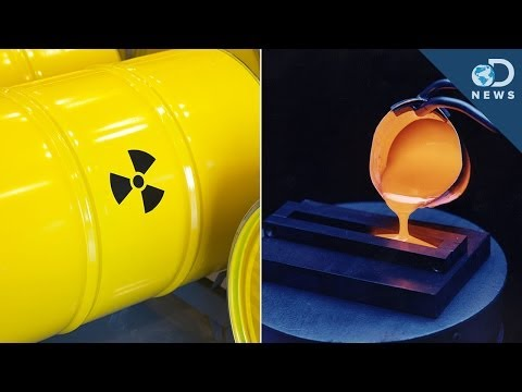 The New Solution To Our Nuclear Waste Problem