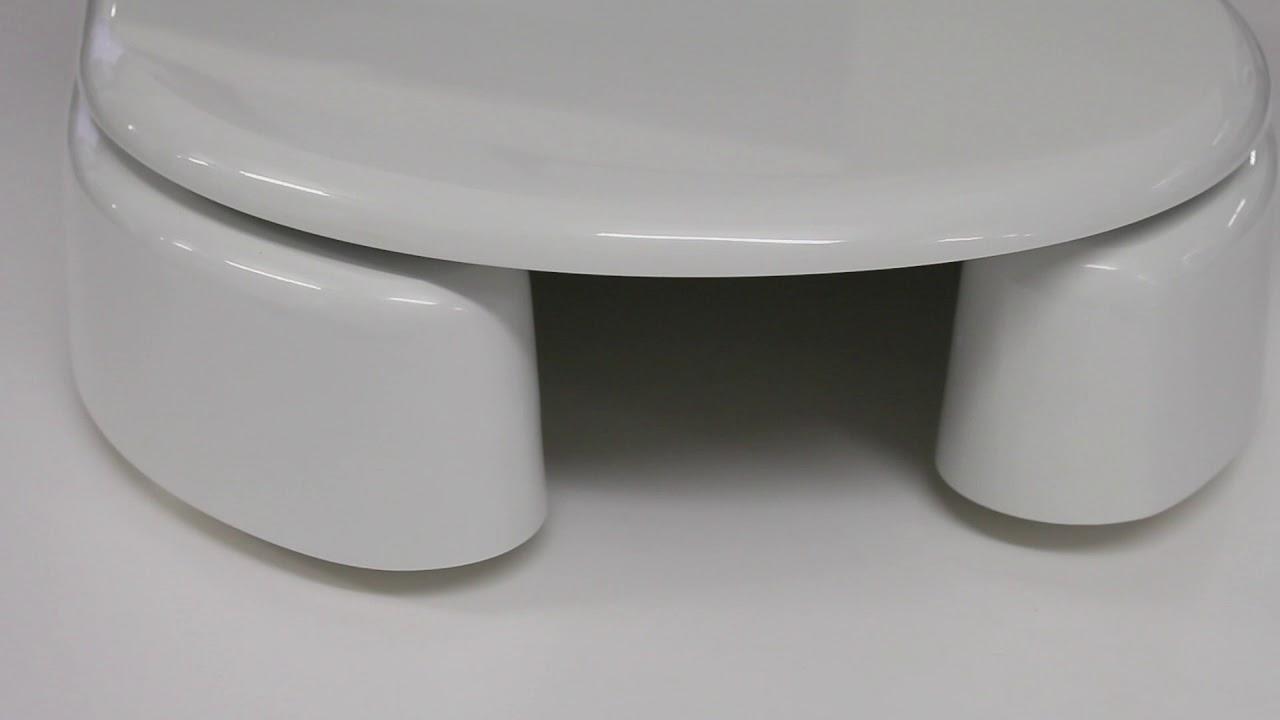 Sedile Rialzato Con Coperchio Per Vaso Ideal Standard Serie Tesi