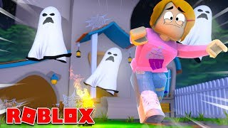 Roblox Roleplay My House Is Haunted! With Baby Alive Molly