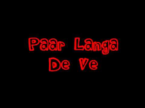 Paar Langa De Ve - Safri Brothers