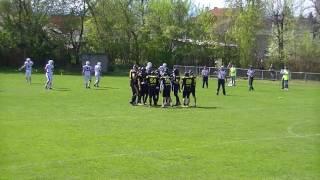 1. Kolo DLS: Cacak Angel Warriors  - Jagodina Black Hornets 1. Poluvreme
