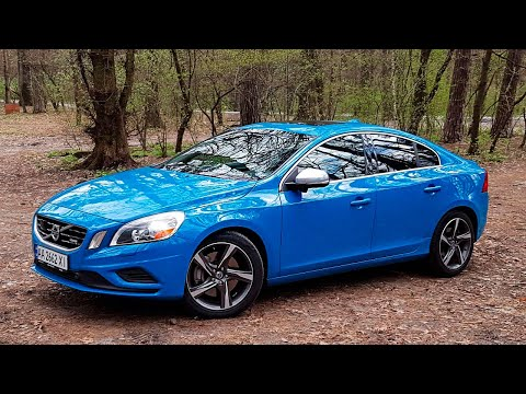 Volvo S60 T6 - альтернатива  BMW 3 серии.