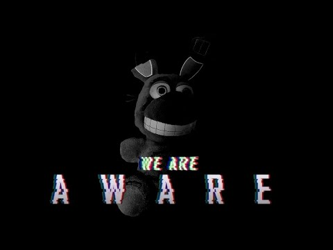 WE ARE AWARE (Plush version)
