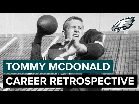 Tommy McDonald Career Retrospective In His Own Words | Philadelphia Eagles