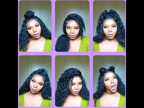 LACE FRONT AZALEA WIG | 6 DIFFERENT STYLES