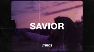 "Beowulf - Savior  Lyrics  | ""spirit Lead Me Where My Trust Is Without Borders"""