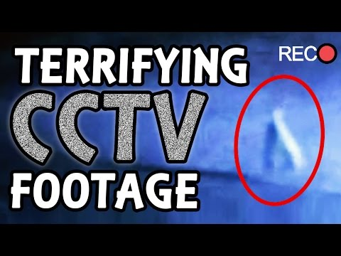 Top 5 Scary CCTV Footage