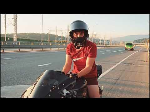 Vlad1000rr разогнался до 330 км ч на BMW  S1000r