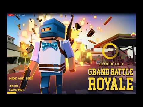 Grand Battle Royale: Pixel War (pro) #1 Live #2