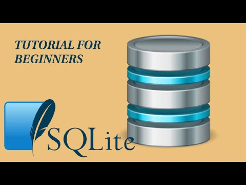 SQLite Tutorial For Beginners - Make A Database In No Time - 2019