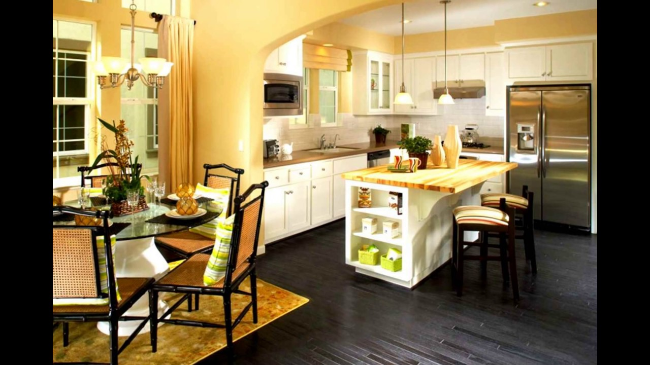 Kitchen Wall Paint Colors - YouTube