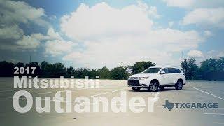 2017 Mitsubishi Outlander - 3-Row SUV - Outlandish Reviewed