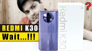 Redmi K30 Unboxing & Quick Review | NEW MID RANGE KING WITH 2 PROBLEMS