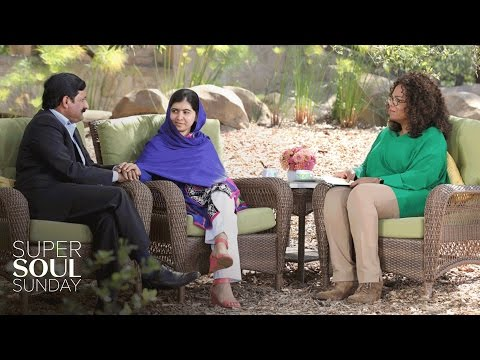 Go Soul to Soul with Malala Yousafzai and Her Father, Ziauddin | Super Soul Sunday | OWN