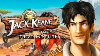 JACK KEANE 2 - THE FIRE WITHIN :: HD PC GAMEPLAY VIDEO
