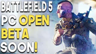 Battlefield 5 PC Open Beta SOON and How To Get a GREAT PC Hardware DEAL!