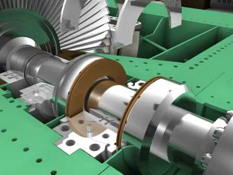 Steam Turbine Assembly