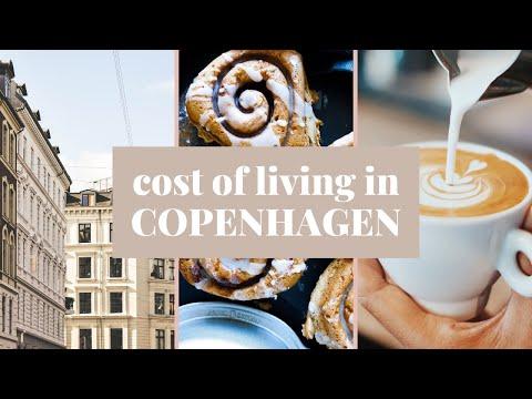 COST OF LIVING IN COPENHAGEN DENMARK - 2020 // ЦЕНИТЕ В КОПЕНХАГЕН - НАЕМ, ХРАНА, ТРАНСПОРТ