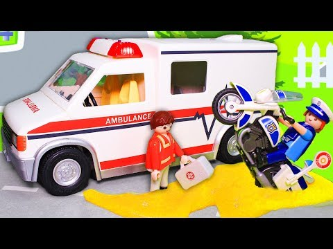 Мультики про машинки. Сборник видео с игрушками для детей про полицию и спасателей. Все серии подряд