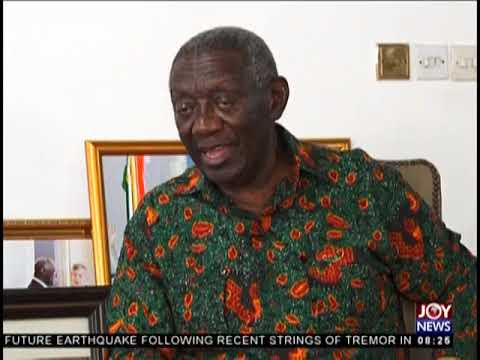 One-On-One With Former President Kufuor - AM Show on JoyNews (10-12-18)