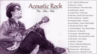 ... guns n roses, nirvana, linkin park acoustic full album 2019   bes...