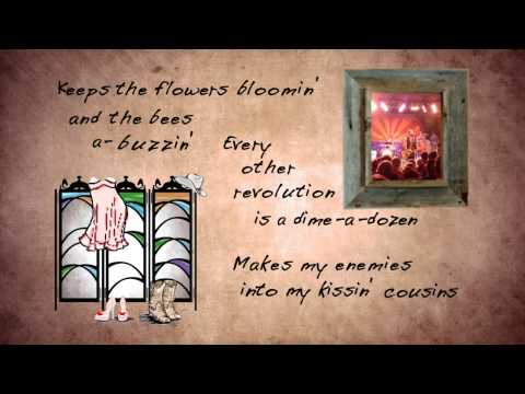 Roger Clyne & The Peacemakers - Love Knows How (Lyrics)