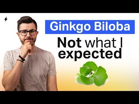 Ginkgo Biloba - Memory Benefits, Side Effects & Dosage!