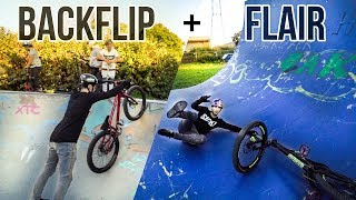 The Backflip and Flair Challenge is back! |SickSeries#29