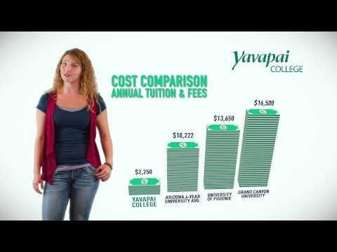 Ashley Knister Talks Yavapai College