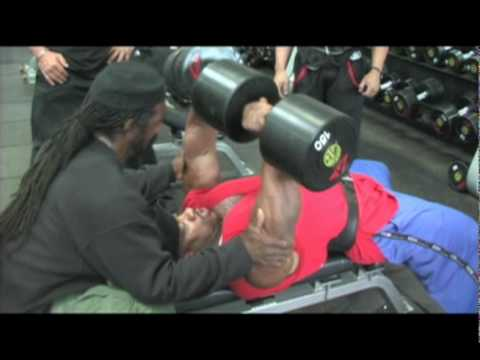Heavy Chest With Dexter Jackson