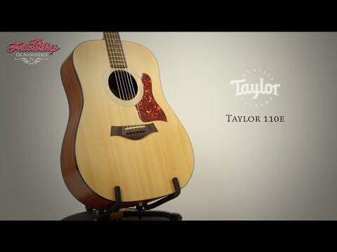 TFOA review - Taylor 110e