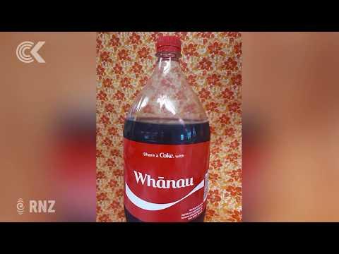 Coke's te reo a fizzer for Māori health organisation thumbnail