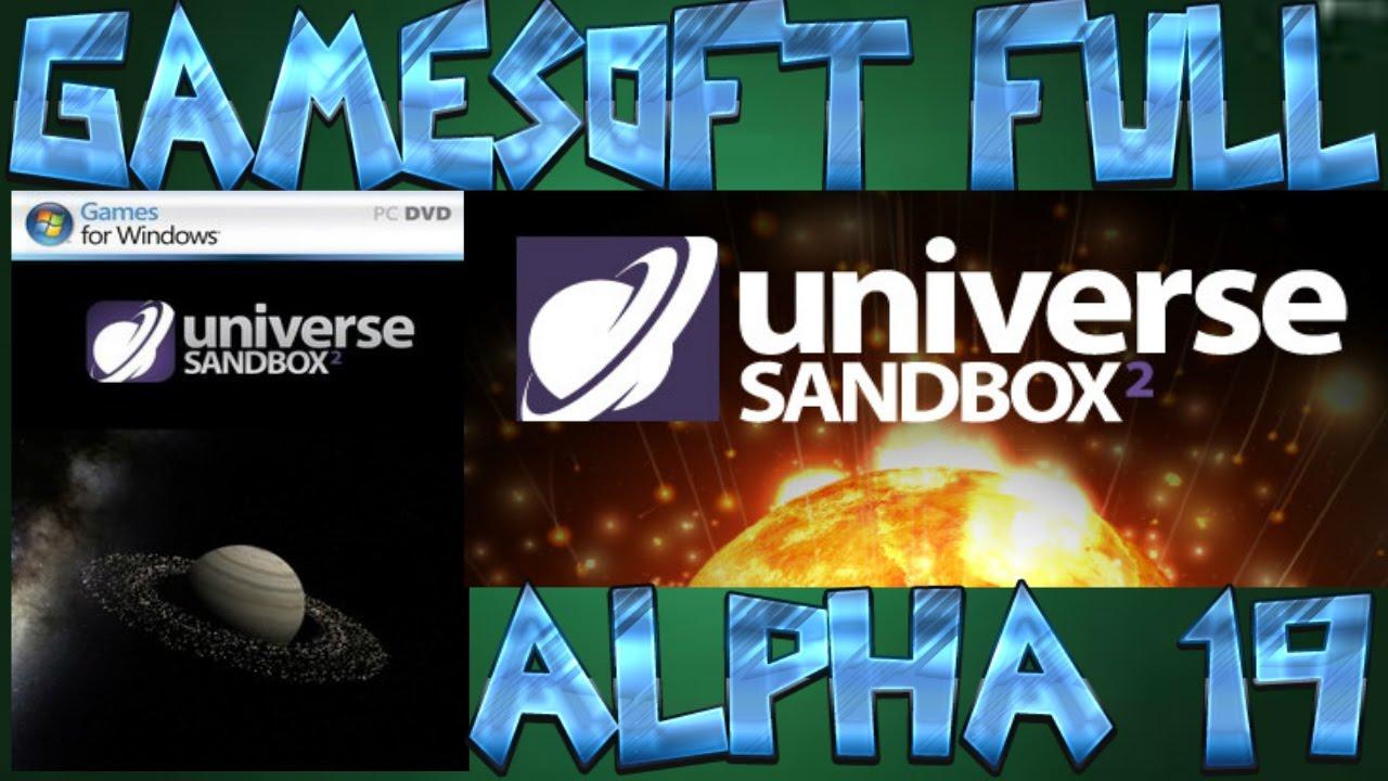 universe sandbox torrent
